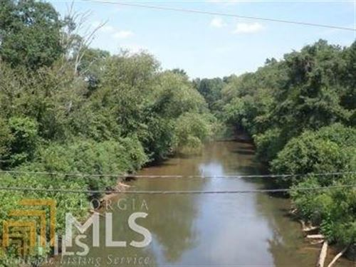 39 +/- Ac Of Land With River : Oxford : Walton County : Georgia