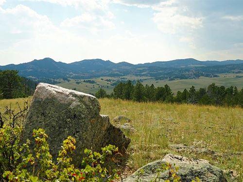 Corduroy Creek Ranch : Douglas : Albany County : Wyoming