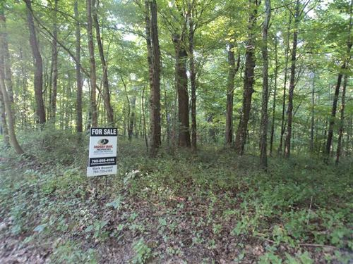 Land For Sale, Brown County, 25 : Nineveh : Brown County : Indiana
