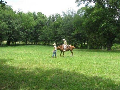 10 Acres Pasture Land in Hugo OK : Hugo : Choctaw County : Oklahoma
