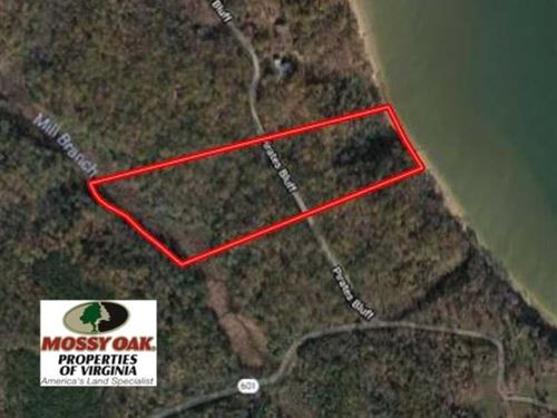 19.99 Acres of Riverfront Land Fo : Laneview : Middlesex County : Virginia