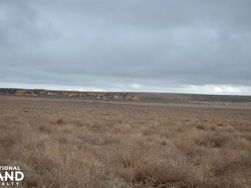 Dry Land Farm Ground For Sale Logan : Winona : Logan County : Kansas
