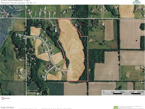Croco Development Tract : Berryton : Shawnee County : Kansas