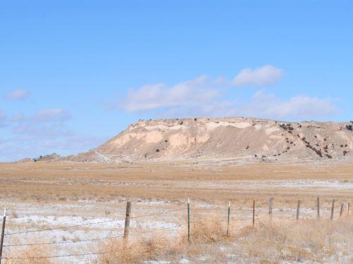 Rawhide Creek Grass Ranch : Lingle : Goshen County : Wyoming