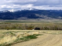 9.61 Acres With Owner Financing : Boulder : Jefferson County : Montana