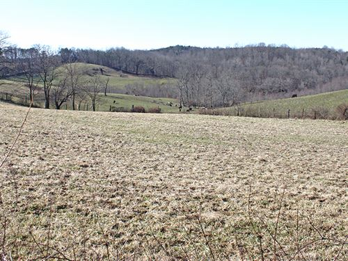 151 Acre Jackson County Farm : Ray : Jackson County : Ohio