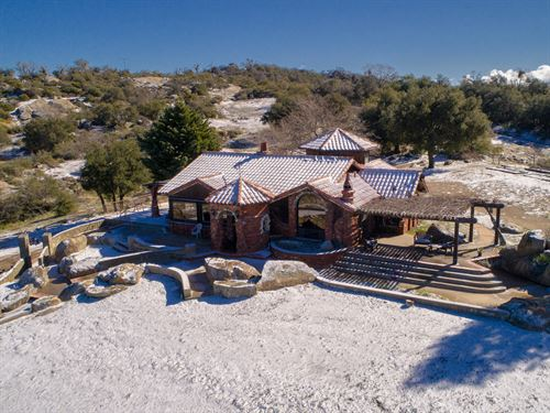 Diamond T Ranch : Santa Ysabel : San Diego County : California