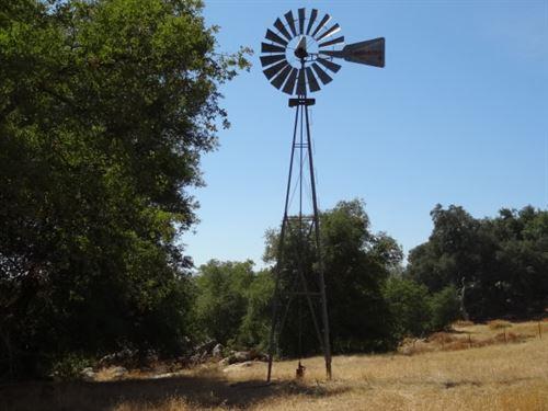 Mesa Grande Ranch : Santa Ysabel : San Diego County : California