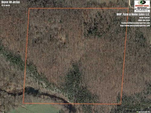 41 Acres in Stockton, MO With : Stockton : Cedar County : Missouri