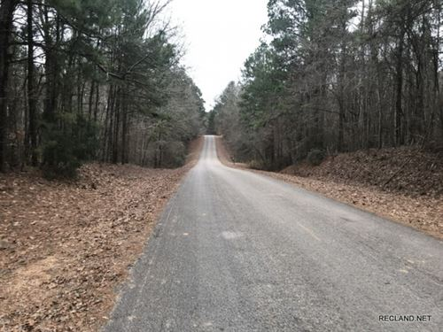 16 Ac, Wooded Home Site Tract : Dubach : Lincoln Parish : Louisiana