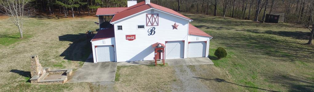 55 Acre Barndominum, Pleasure Farm : Steele : Saint Clair County : Alabama