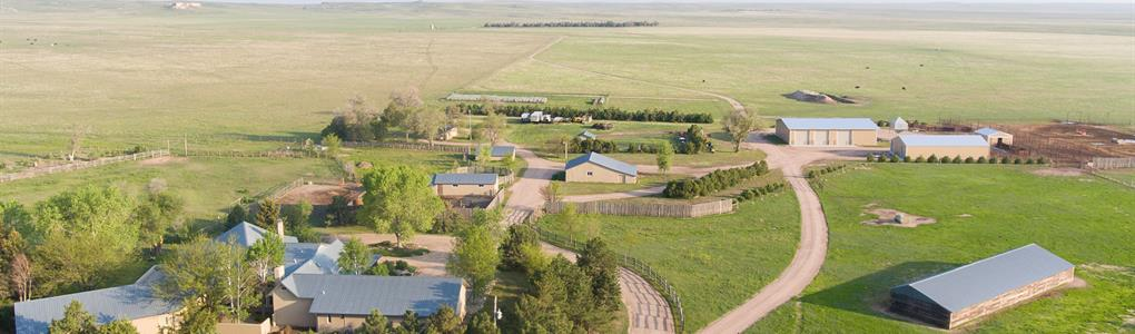 Reiradon Hills Ranch : Sterling : Logan County : Colorado