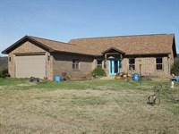 Horse Ranch With Home For Sale : Clayton : Pushmataha County : Oklahoma
