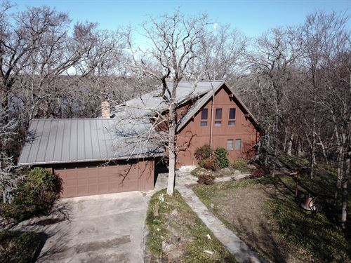 Big Wewoka Lake Property : Seminole : Oklahoma