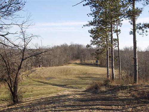Kinney Ridge Rd, 59 Acres, Monro : Graysville : Monroe County : Ohio
