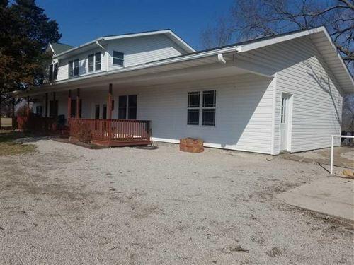 Beautiful 60 Acre Farm For Sale in : Oswego : Labette County : Kansas