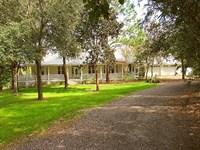 Prestigious Country Estate-Krause : Dade City : Pasco County : Florida