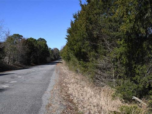 65.52 Acres on White Oak Rd, Great : Enola : Faulkner County : Arkansas