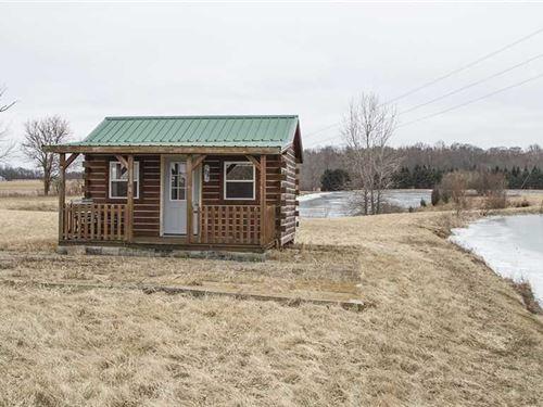 Shroll Rd, 18 Acres, Crawford CO : Bucyrus : Crawford County : Ohio