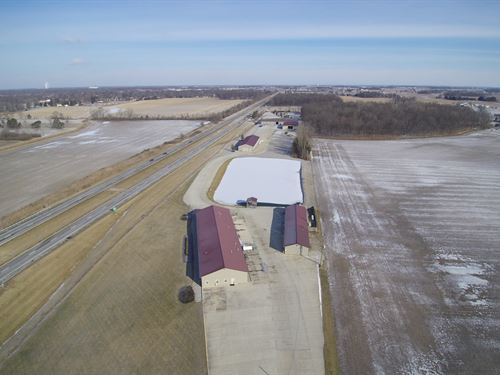 Marion, Ohio Commercial Property : Marion : Ohio