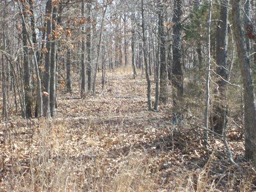 160 Acres M/L : Oaks : Cherokee County : Oklahoma