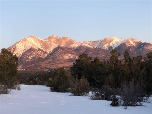 9808257-Majestic Lot In Weldon Cree : Salida : Chaffee County : Colorado