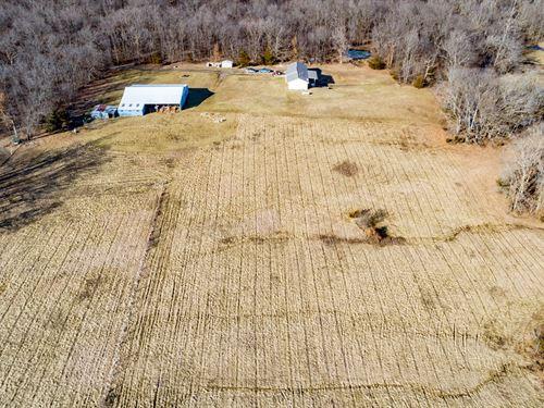 Recreational Land 3 Br, 2 BA : Hallsville : Boone County : Missouri