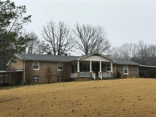 Camden TN Home, Eva Tn, TN River : Eva : Benton County : Tennessee