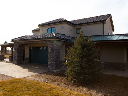 Windsor/Timnath Horse Property And : Windsor : Weld County : Colorado
