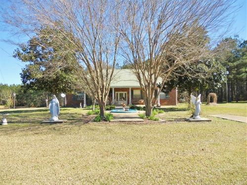 3 Bed/1 Bath Home + 1 Bed/2 Bath Gu : Tylertown : Walthall County : Mississippi