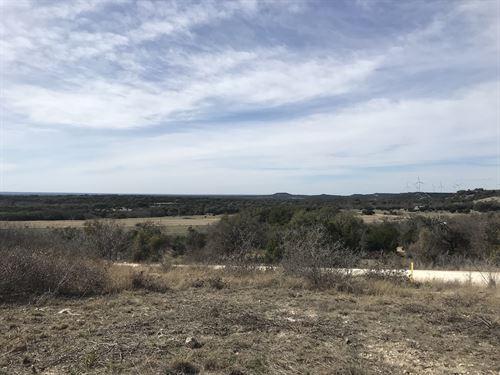 Scenic Acreage In Mills County, Tx : Goldthwaite : Mills County : Texas