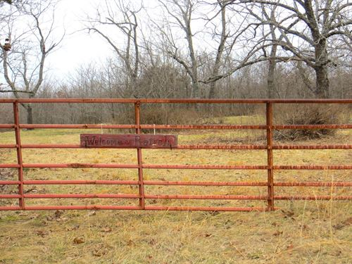 Acreage-Pasture-Farm : Thayer : Oregon County : Missouri