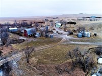 4,655 Acre Ranch in Meade Co, SD : Mud Butte : Meade County : South Dakota