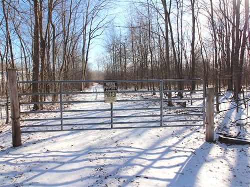 N, Leavitt Rd, 45 Acres : Warren : Trumbull County : Ohio