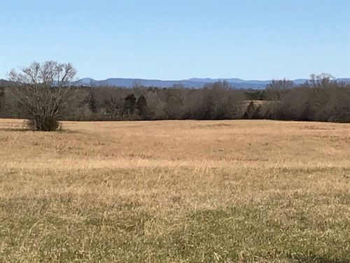 Beautiful Pasture & Homesite : Gaffney : Cherokee County : South Carolina
