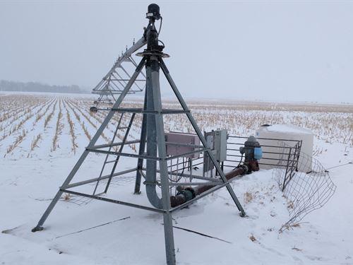 Logan County Line Pivot : Stapleton : Logan County : Nebraska
