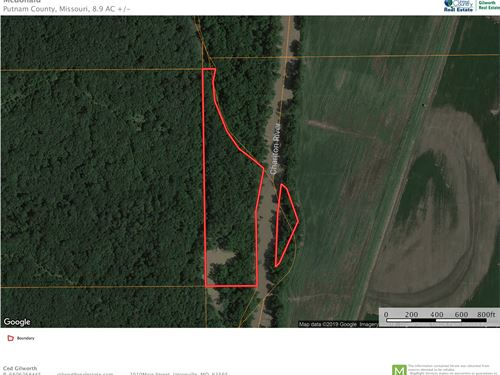Timber Acreage Eastern Putnam : Unionville : Putnam County : Missouri