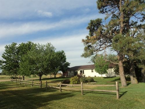 Brown County Country Home And Acrea : Ainsworth : Brown County : Nebraska