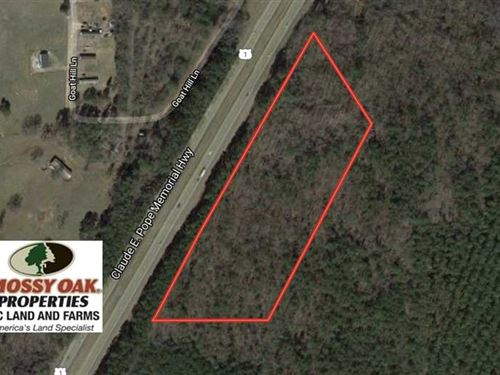 11.33 Acres of Residential Land Fo : Sanford : Lee County : North Carolina