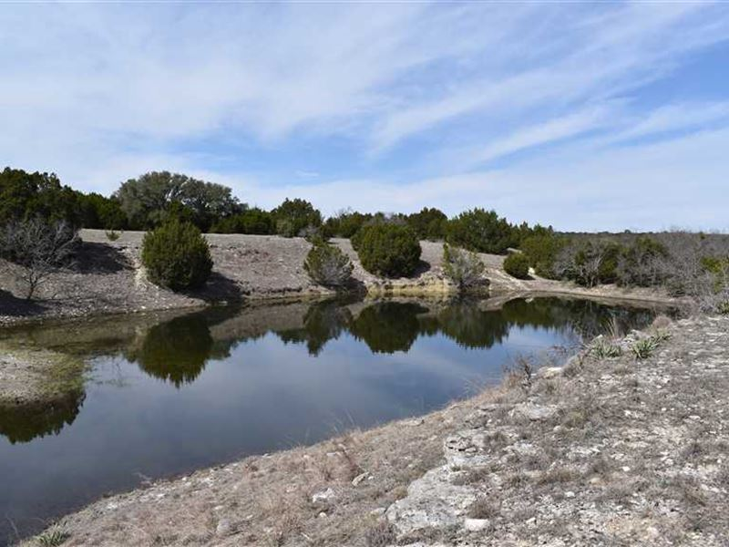 Hunting Land For Sale in Hamilton : Farm for Sale : Evant