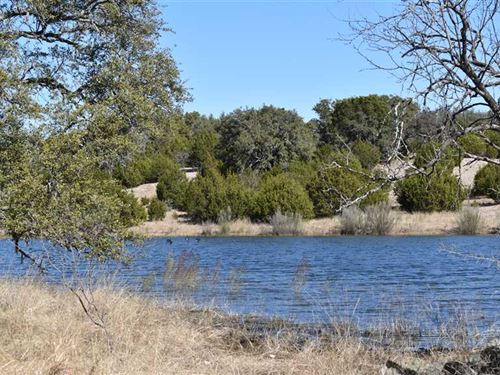 Hunting Land For Sale in Mills Cou : Goldthwaite : Mills County : Texas