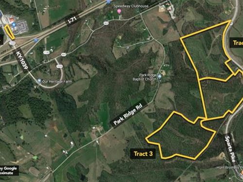 These Parcels Are a Real Investm : Sparta : Gallatin County : Kentucky