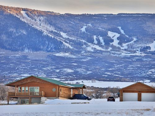 Home Irrigated Acreage Western : Grand Junction : Mesa County : Colorado