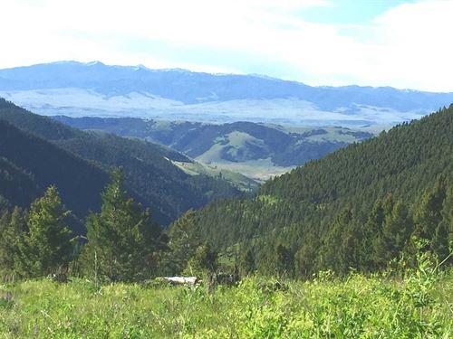 Off Grid Recreation Property : Drummond : Granite County : Montana