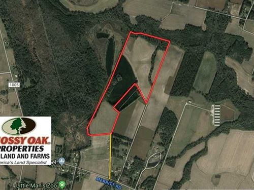 Under Contract, 69 Acres of Resid : Whiteville : Columbus County : North Carolina