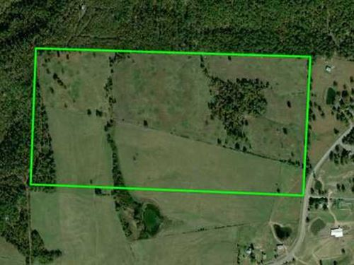 80 Acres in Chimes, Arkansas : Chimes : Searcy County : Arkansas