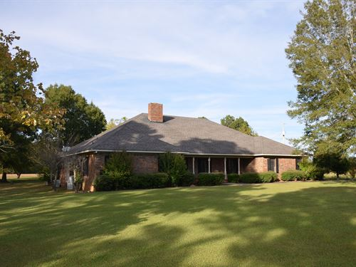 Farm With Home 47.5 Acres : Danville : Morgan County : Alabama