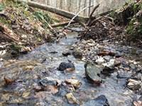 86+/- Mountain Retreat : Rising Fawn : Dade County : Georgia