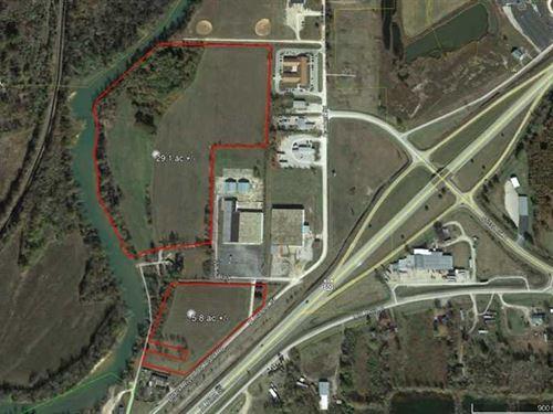 34 Acres For Sale in Poplar Bluff : Poplar Bluff : Butler County : Missouri