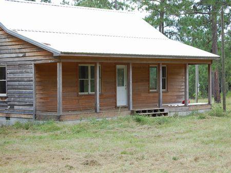 Four Pond Farm : Norman Park : Colquitt County : Georgia